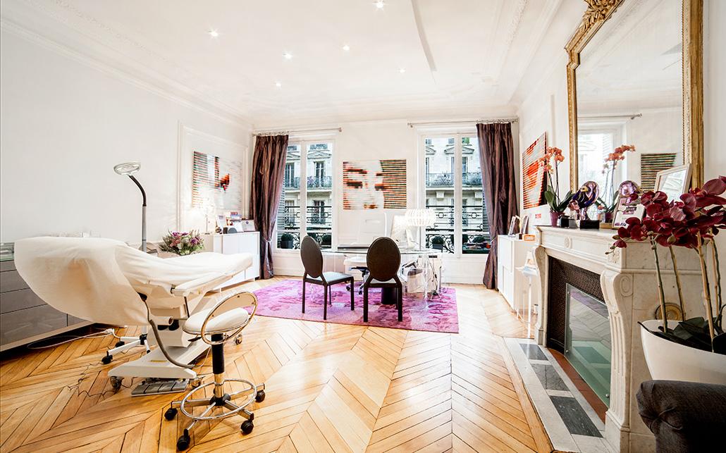 cabinet esthétique paris